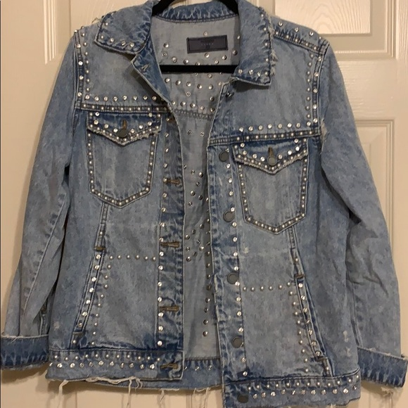 Blank NYC Jackets & Blazers - Denim Jacket